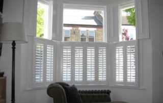 What is the best material for window shutters - Bay window shutters