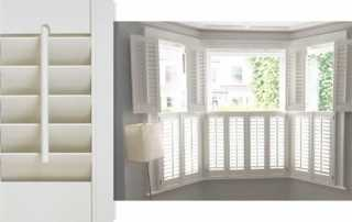What is the best material for window shutters - MDF window shutters