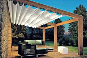 When Indoors and Outdoors Blur Into One - retractable roof