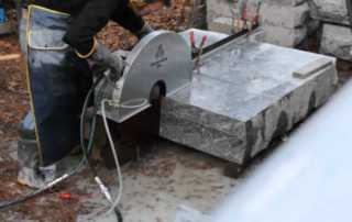 4 ways you can accurately cut stone & granite - cutting