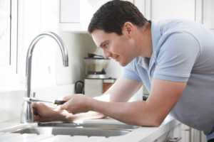 Do you have what it takes to be a plumber - repairing faucet
