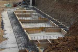 How to Detect a Foundation Water Leak in Your House - rebar