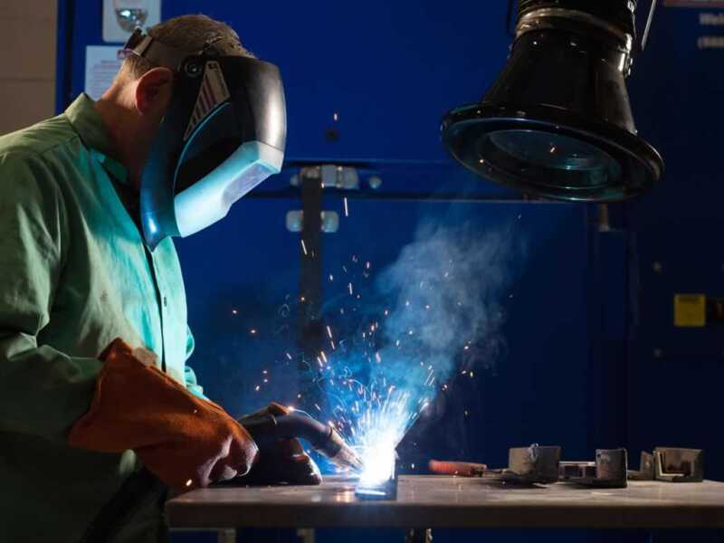 The Different Types of Welding and Their Applications
