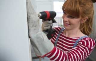 Tools Every Handyman Should Invest in - female handyman