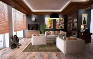Designer-Approved Tips In Crafting A Stylish Living Room - flooring
