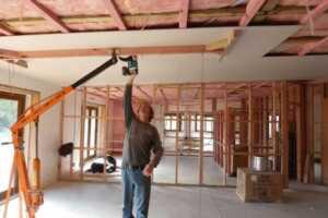 Doing DIY Drywall at home tips - drywall lift