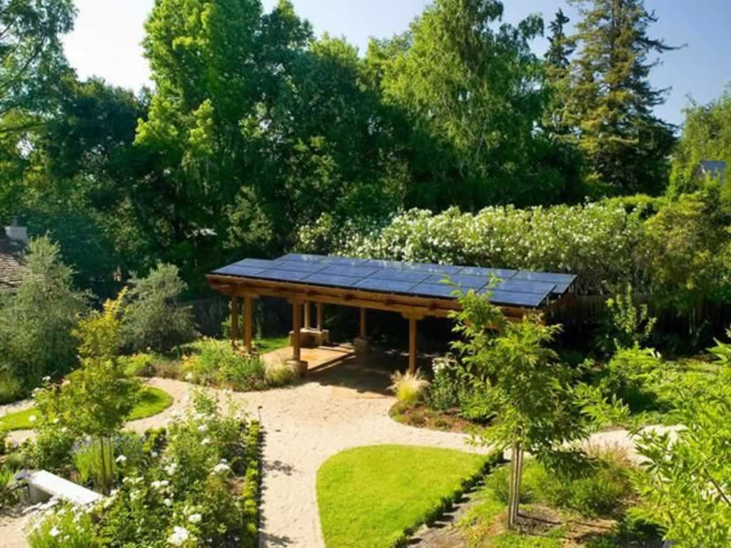 Generating Power In Large Gardens