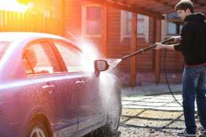 How to Choose The Best Pressure Washer for Home Use - car cleaning