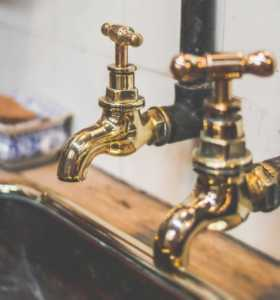 How to diagnose common household problems without a professional - faucets