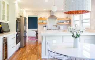 How to start a kitchen remodel - beautiful kitchen