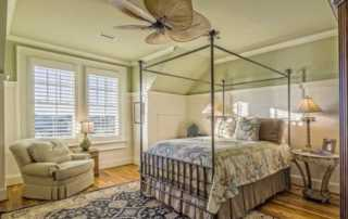 Important things to consider when choosing shutters and blinds - bedroom