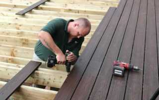 Laying your composite deck effectively