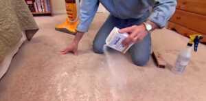 Rug Cleaning - washing rug