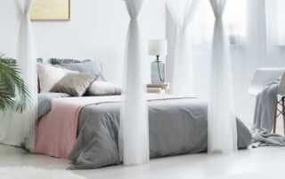 Top 4 Tips for Decorating Your Bedroom - beautiful bedroom
