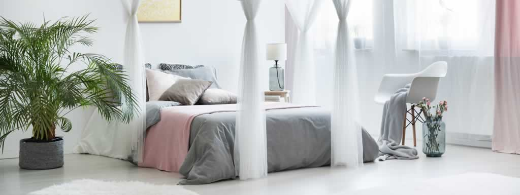 Top 4 Tips for Decorating Your Bedroom - beautiful bedroom