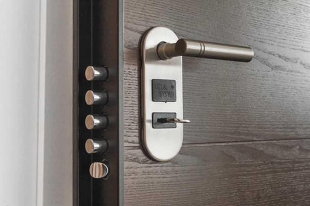 When To Upgrade Your Home Alarm System - security lock