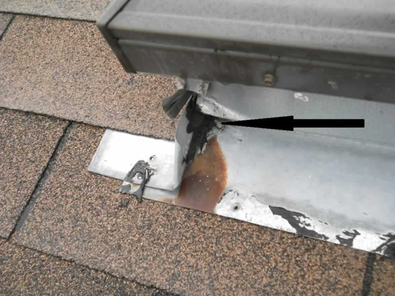 3 common areas on your roof that might be leaking - skylight