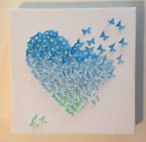 4 budget friendly diy projects to consider - DIY canvas art