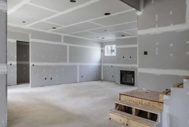 Air Purifier Tips on How to Get Rid Of The Smell In Your Basement - basement renovation