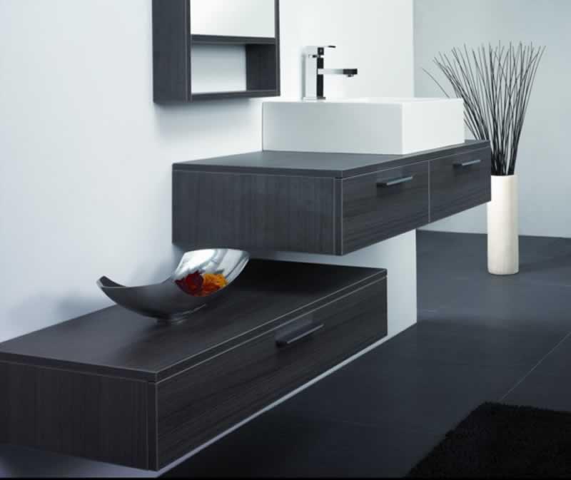 Bathroom decorating guide - bathroom furniture