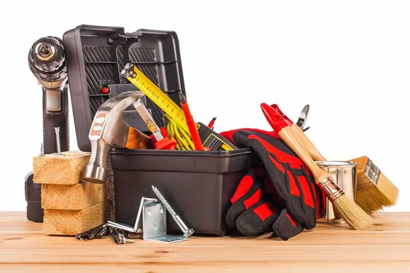 Handyman's Essentials The Most Important Tools And Techniques