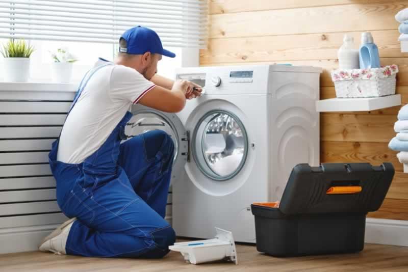 Home Warranty - broken washing machine