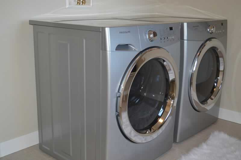 Home appliances maintenance tips - washing machine