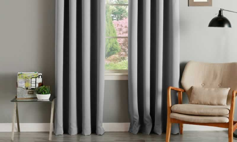How To Prep Your Apartment For The Cold Months - insulated curtains