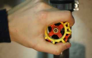 How to Know When to Call a Plumber - shutting off a valve