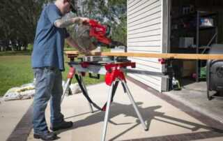 How to choose miter saw stand
