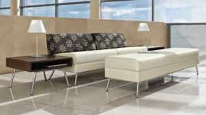 Living room furniture ideas to maximize your space - linear furniture