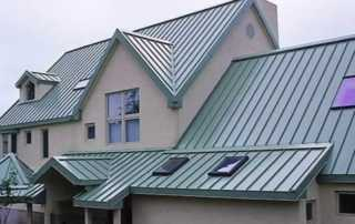 Tips for installing metal roofing - beautiful metal roofing