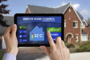 Why Smart Home Security Systems Are The Future To Protecting Your Home - tablet