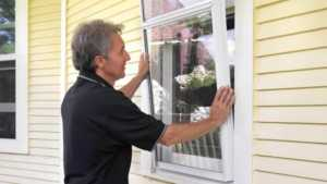 Why thermals are the best choice for your window replacement - installing thermal window
