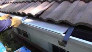 Why you need to install gutter guards - installing gutter guards