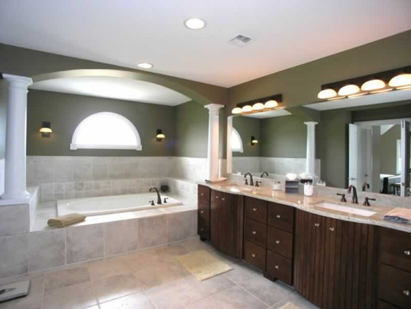 11 tips for making your bathroom look more luxurious - lighting