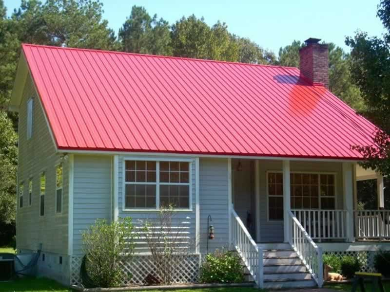 4 Arguments Why A Metal Roof Is Suitable For Smaller