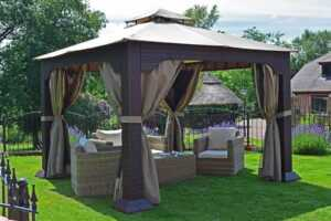 4 Tips To Choosing A Patio Gazebo