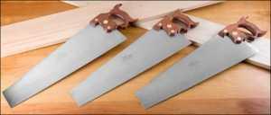 5 DIY tools you should own - cross cut saw