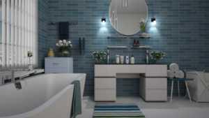 Bathroom Design Trends - go natural
