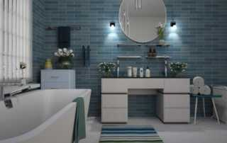 Bathroom Design Trends - go natural