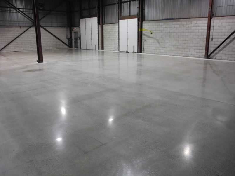 Benefits of resurfacing commercial concrete - polished concrete