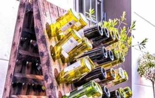 DIY Projects For A Clutter-Free Home - DIY wine rack