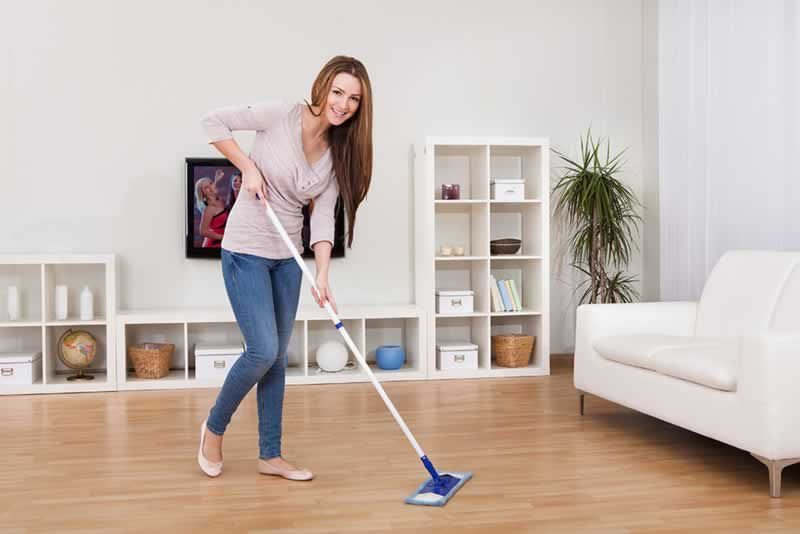 Home cleaning – Social media's next big trend