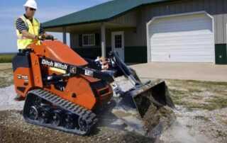 How much is it to rent skid steers for your job