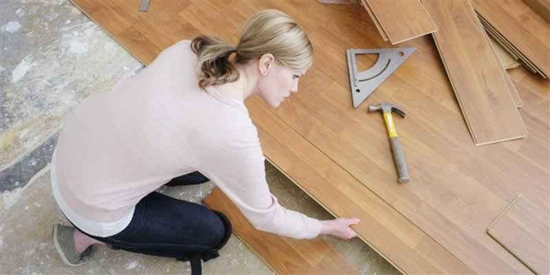 How to improve the value of your home with DIY tactics - DIY flooring