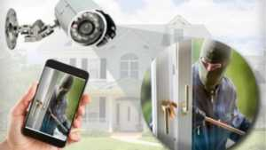 How to secure your home while you're on holiday - surveillance system