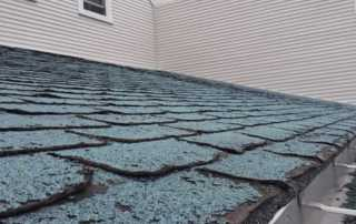 Some of the common reasons behind a leaking roof - worn out shingles