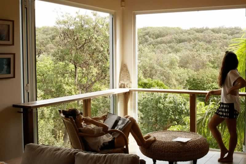 Why vacation properties in Australia are better than hotels - beautiful view