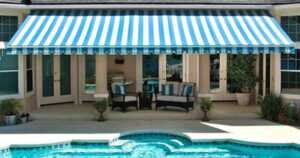 You Can Get Beautiful New Outdoor Awnings Installed Today
